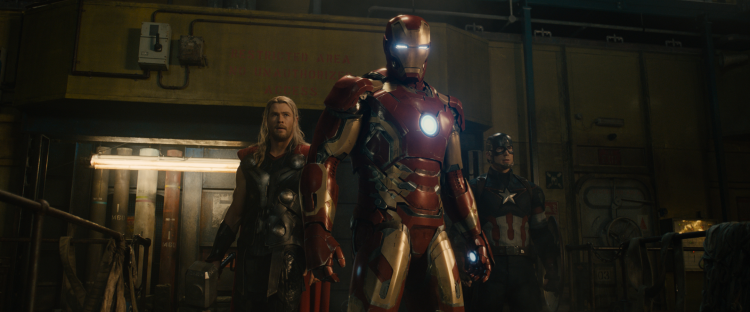 Iron Man Age of Ultron
