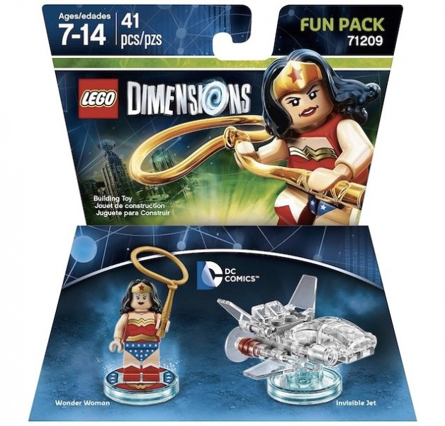 LEGO Dimensions Expansion Packs (1)