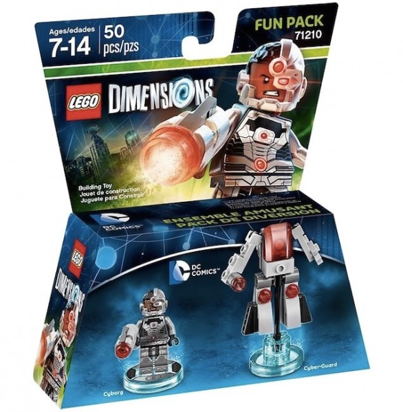 LEGO Dimensions Expansion Packs (10)