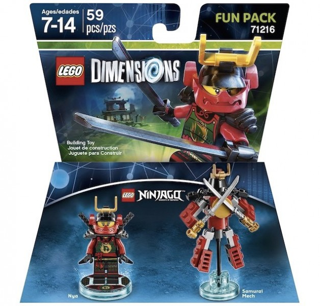 LEGO Dimensions Expansion Packs (2)