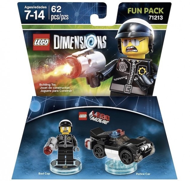 LEGO Dimensions Expansion Packs (5)
