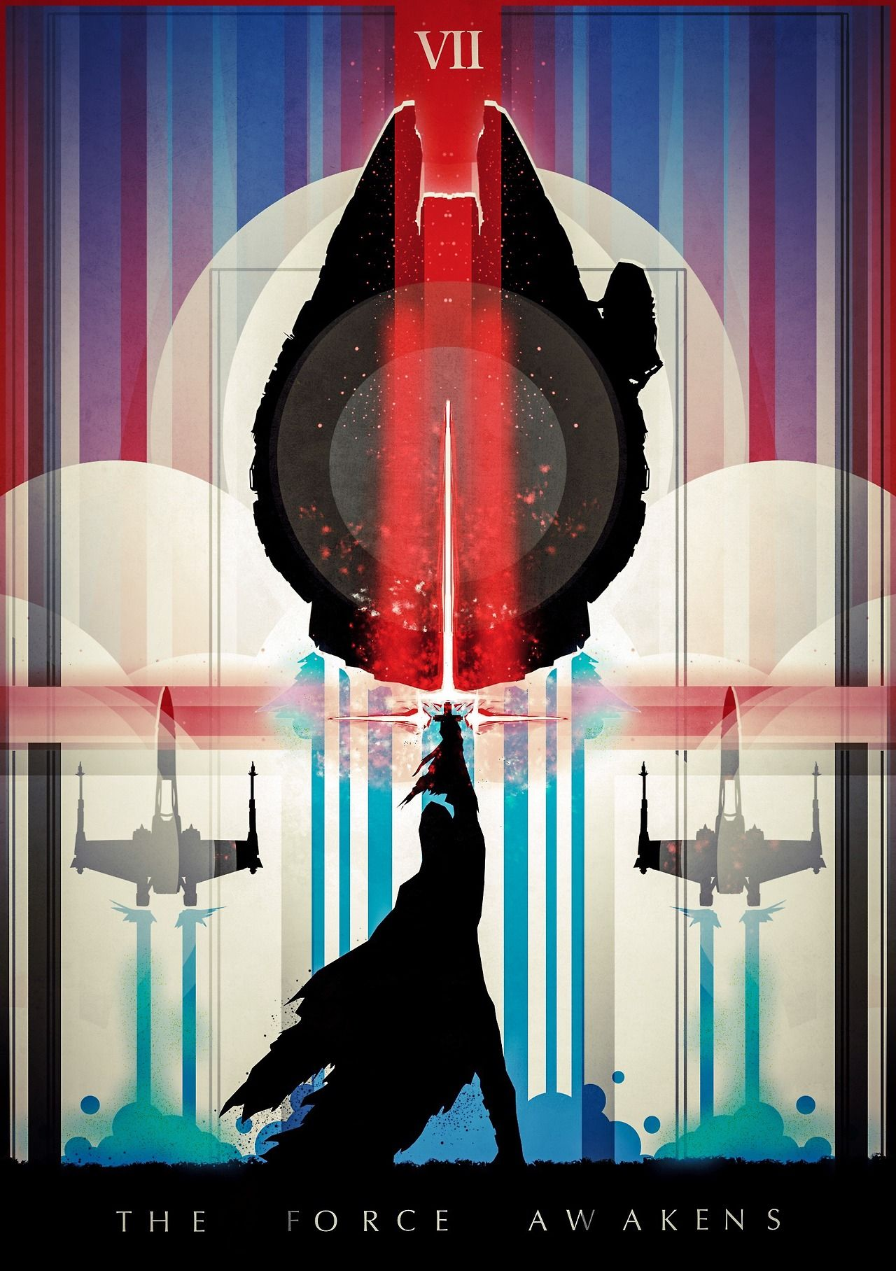 ten of the best star wars: the force awakens fan posters you'll see