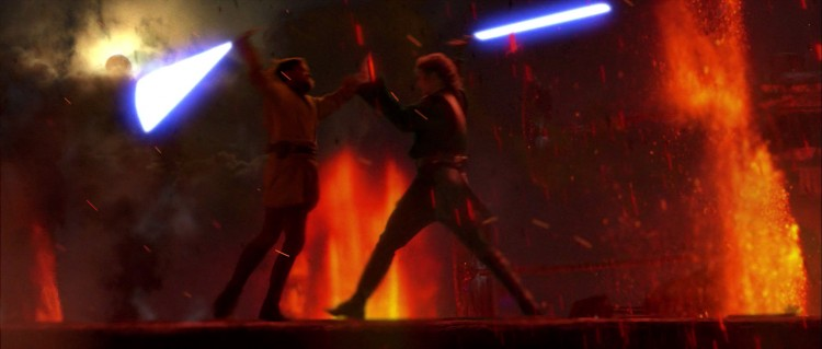 ROTS Duel