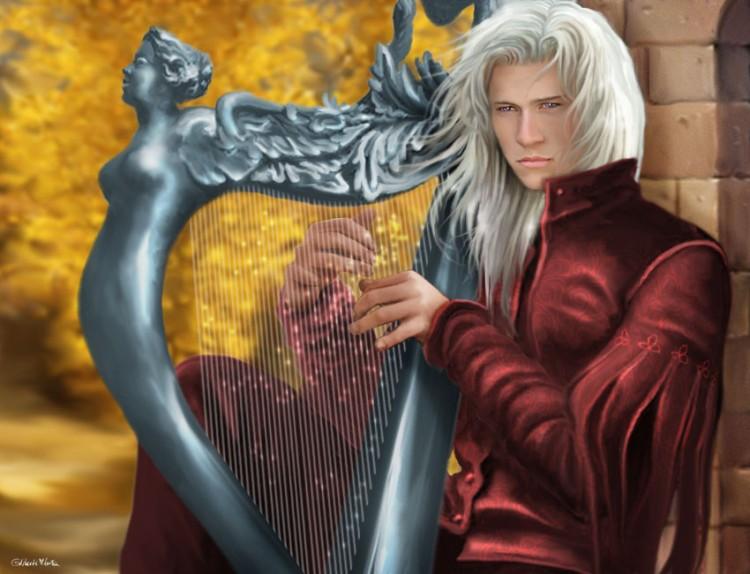 Rhaegar Harp