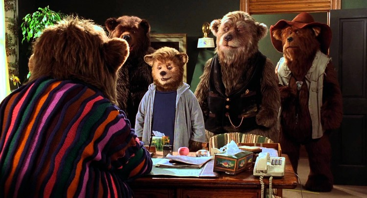 The Country Bears Movie