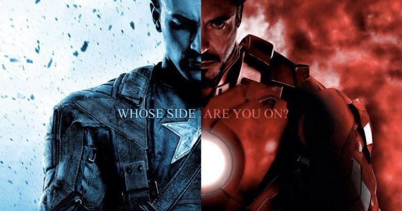 Captain America Civil War poster artwork | Marvel'-s Captain ...