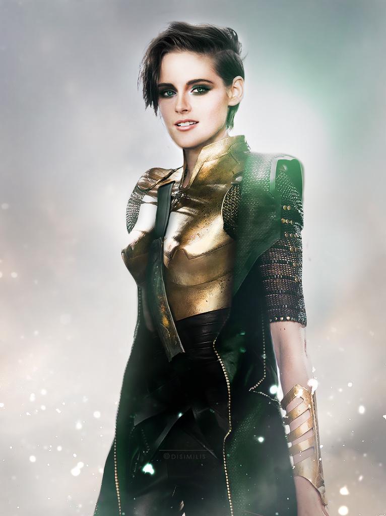 genderswapped avengers fanart (7)