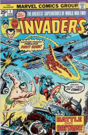 invaders marvel