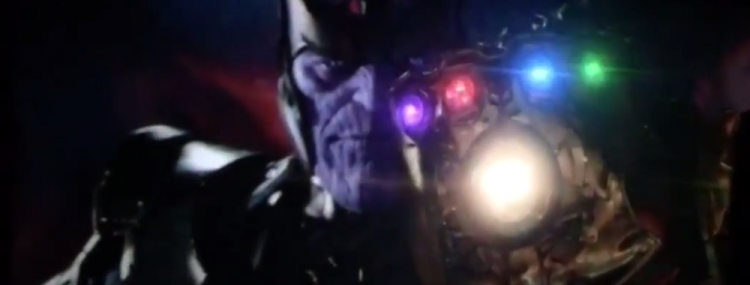 30 Avengers: Age of Ultron Easter Eggs and Marvel ... Thanos Infinity Gauntlet Movie