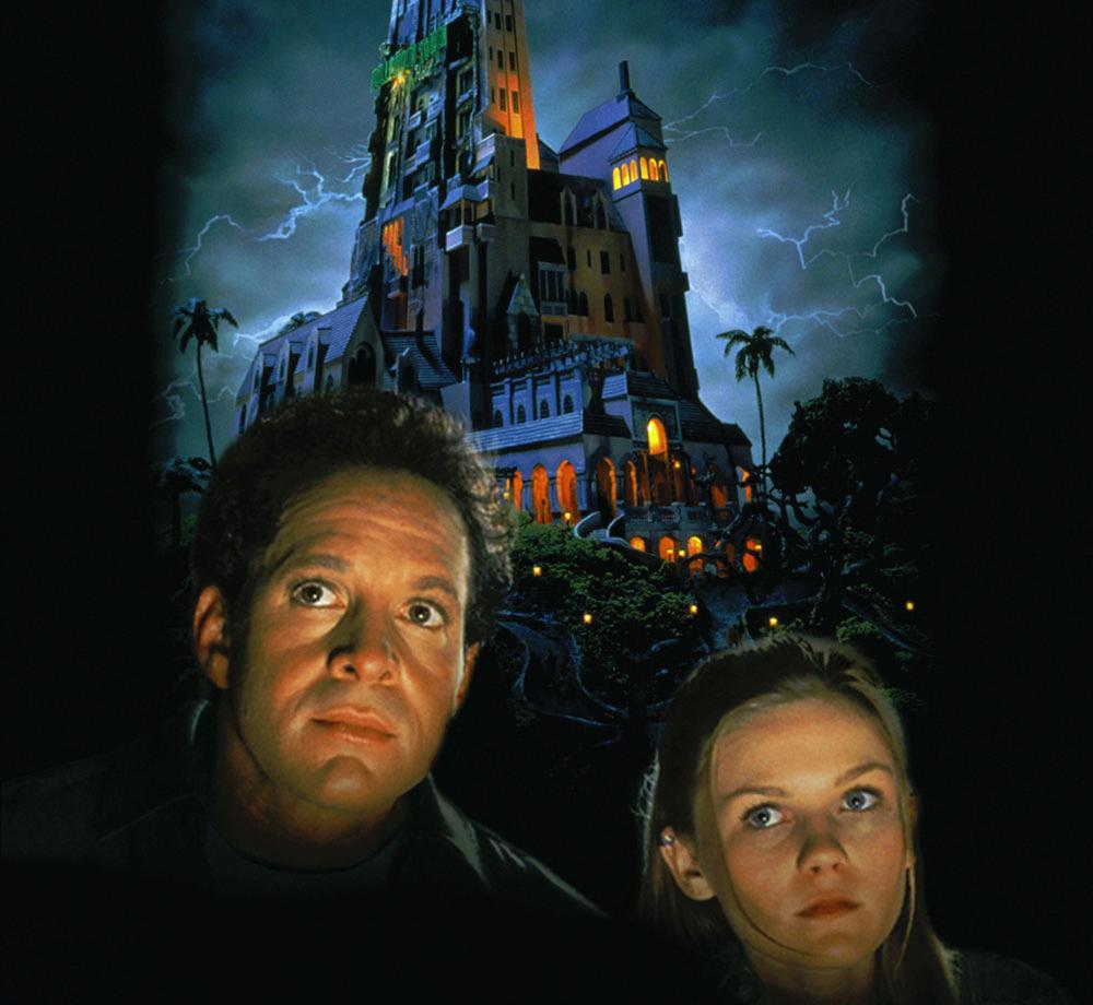Terror movie themes