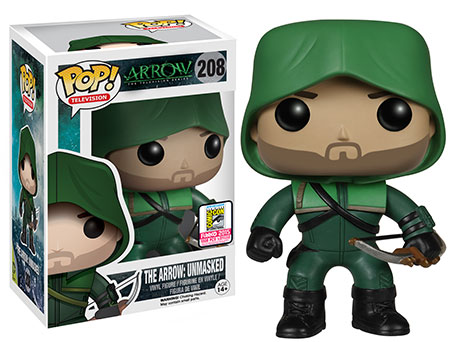 Arrow - The Arrow Unmasked