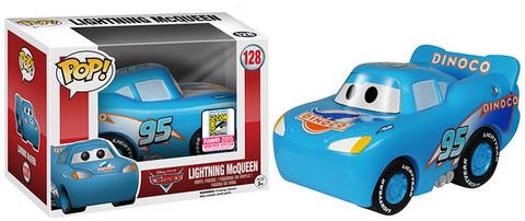 Cars - Dinoco Lightning McQueen