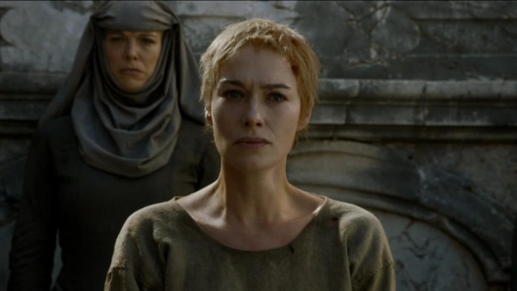 Cersei's Atonement