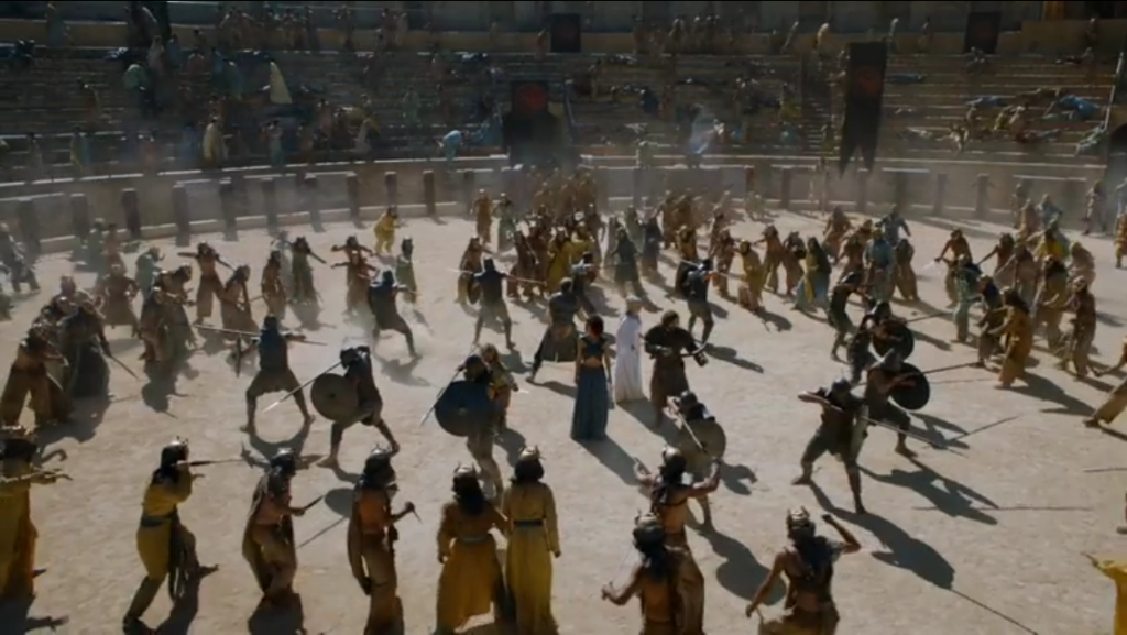 Dany Surrounded