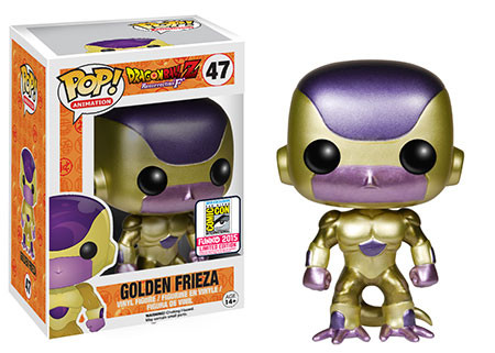 Dragon Ball Z - Golden Frieza