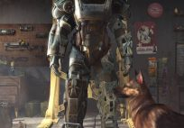 Fallout-4-Power-Armour-and-Doggy