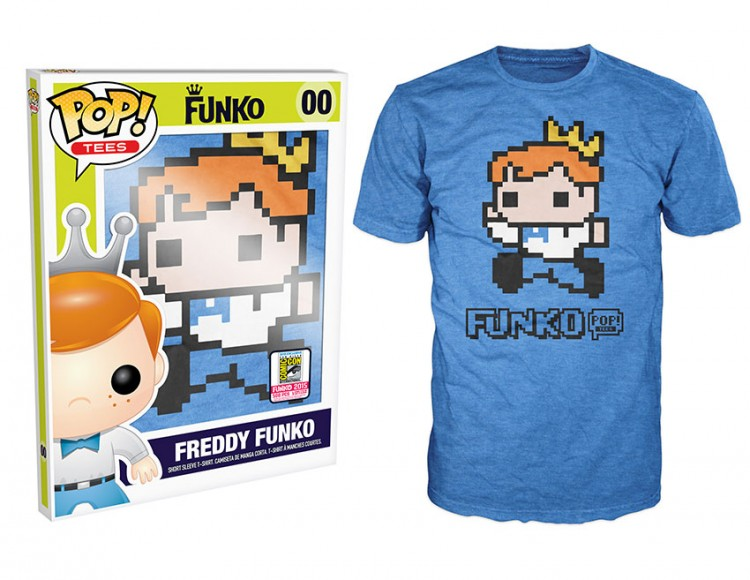 Freddy Funko 8-Bit Pixelated