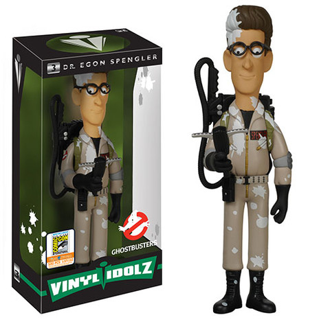 Ghostbusters - Marshmallowed Egon Spengler