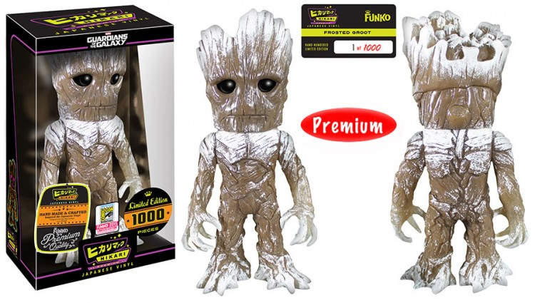 Marvel - Frosted Groot