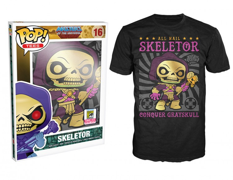 Masters of the Universe - Disco Skeletor