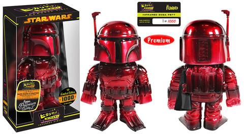 Star Wars - Infrared Boba Fett