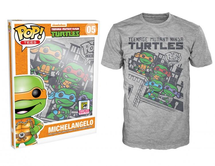 Teenage Mutant Ninja Turtles - Skyline Group