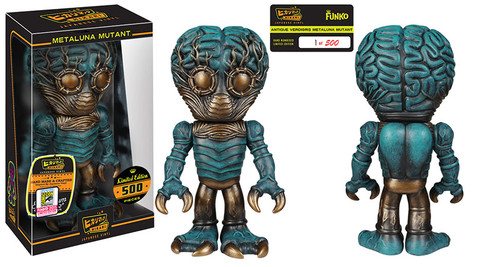 Universal Monsters - Antique Verdigris Metaluna Mutant