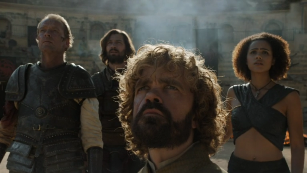 Who replaces Dany?