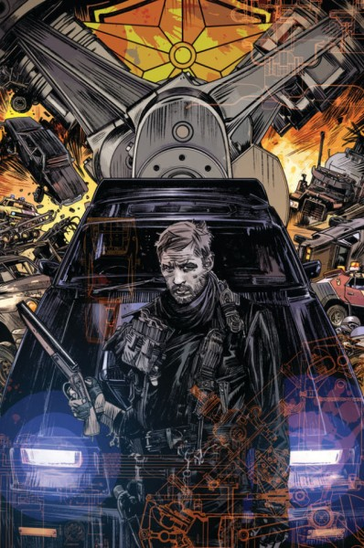 mad max issue 1