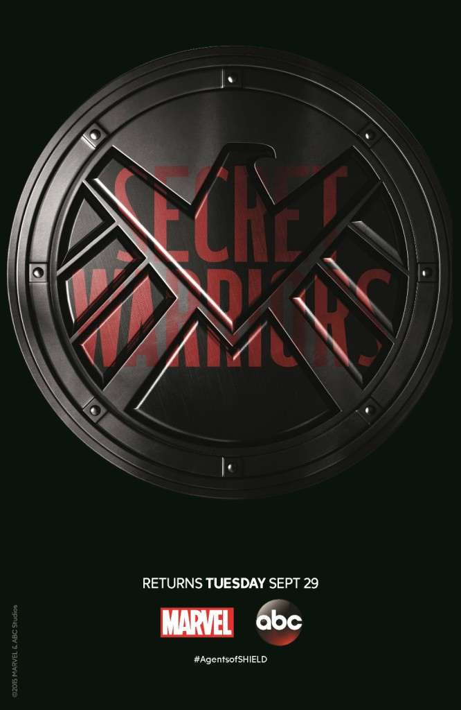 secret warriors agents of shield poster