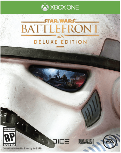 xbox one battlefront