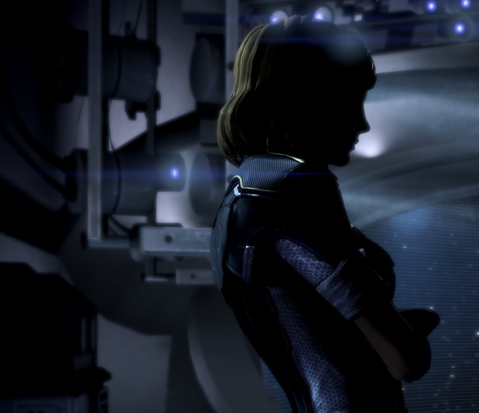 0 - Shepard in the Dark