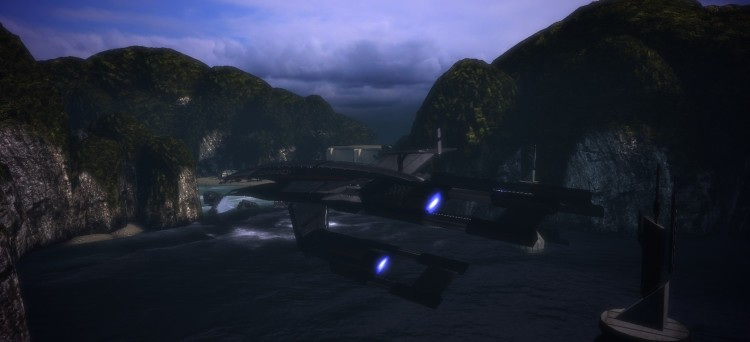 23-1 - Normandy Dropping into Virmire