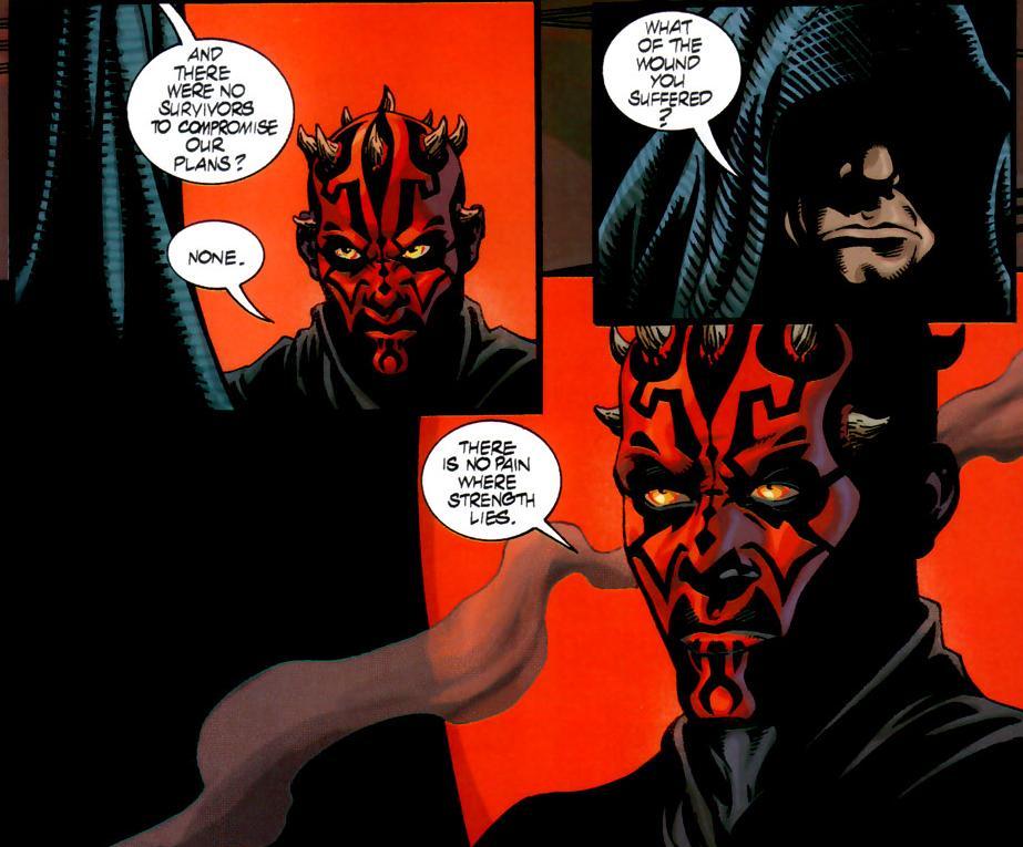 Star Wars The Clone WarsDarth Maul VS Pre Vizsla Darth