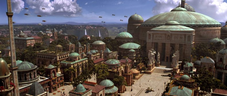 Star Wars The Force Awakens What Happened To Naboo