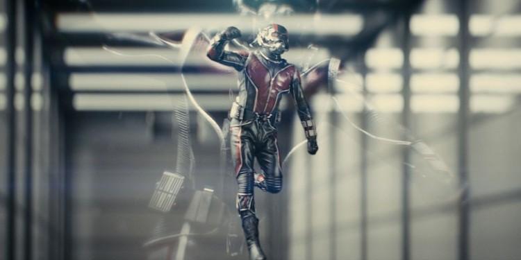ant-man shrinking