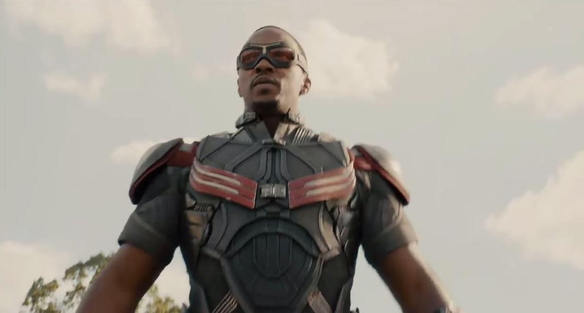 Ant man tv spot spoils a huge avengers cameo overmental - Faucon avengers ...