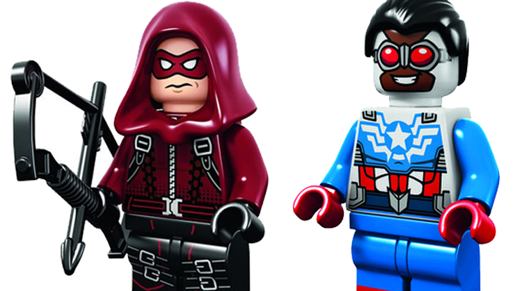 A Complete Guide to Every LEGO Exclusive at Comic-Con 2015 - Overmental