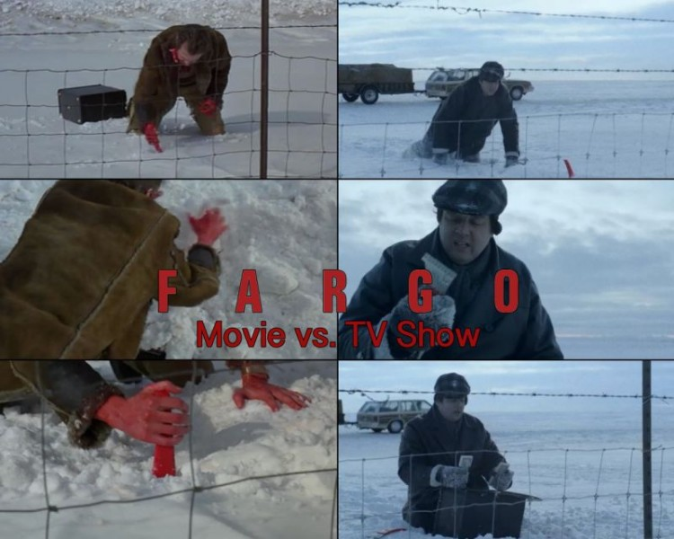 fargo tv movie connection