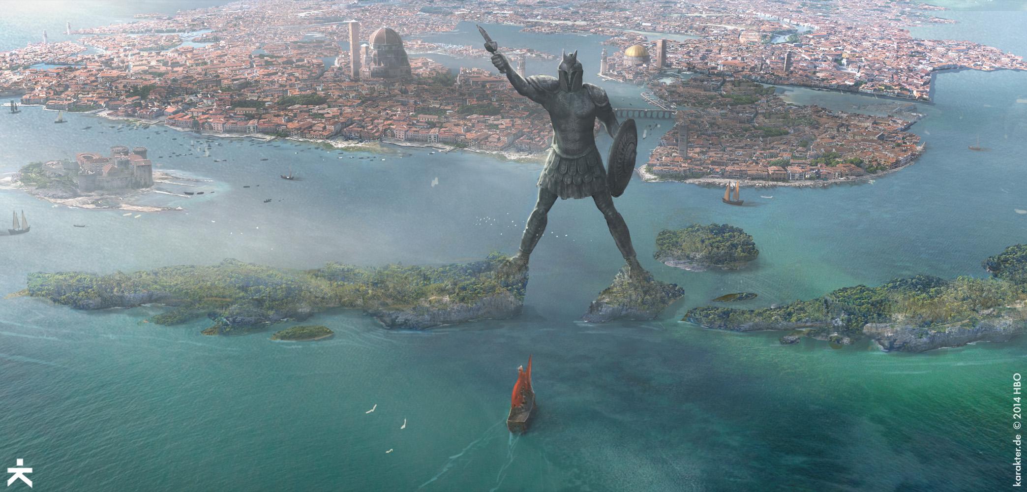 Game Of Thrones Season 5 Concept Art 6