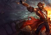 gangplank league of legends