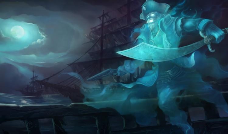 ghost gangplank league of legends