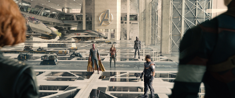 new avengers facility mcu