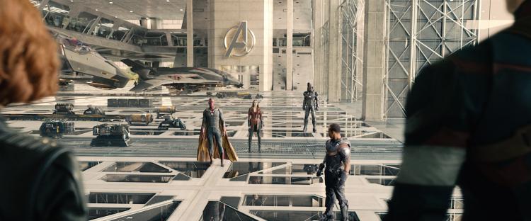 new avengers facility mcu