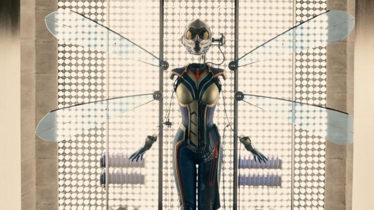 new wasp prototype ant-man mcu
