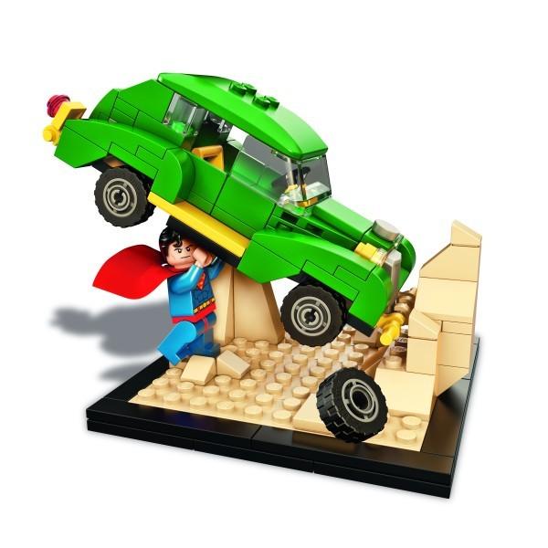 superman lego comic con 2015