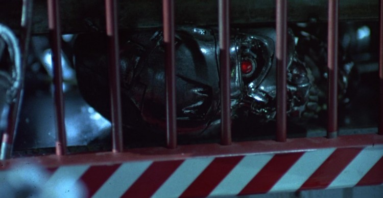 terminator crushed
