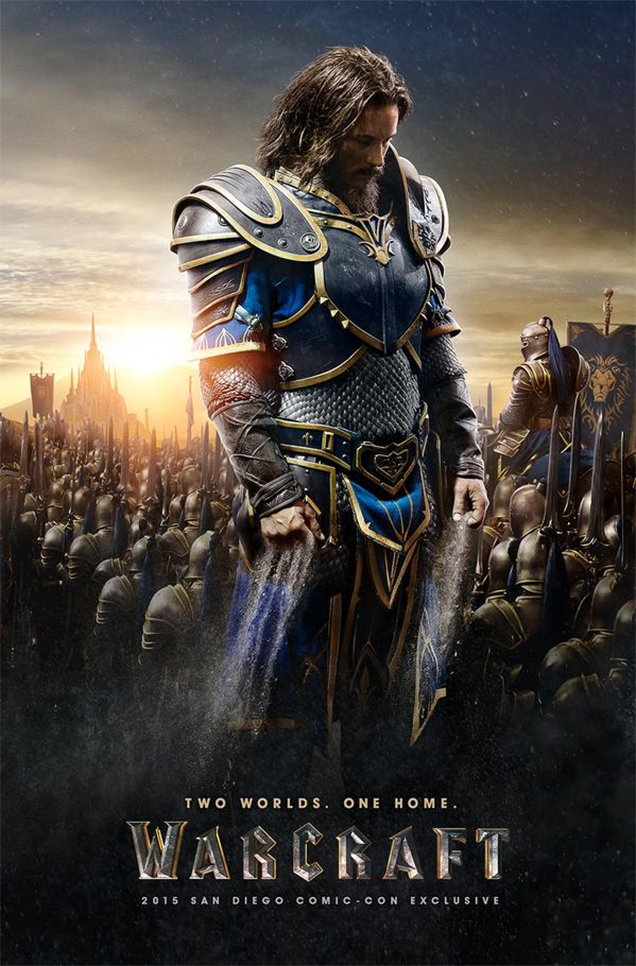 warcraft poster humans
