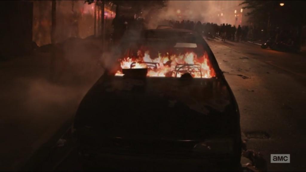 FWD burning