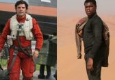 Poe and Finn